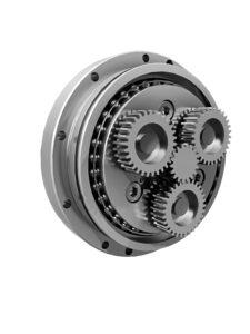 Präzisionsgetriebe in zykloider Bauweise
